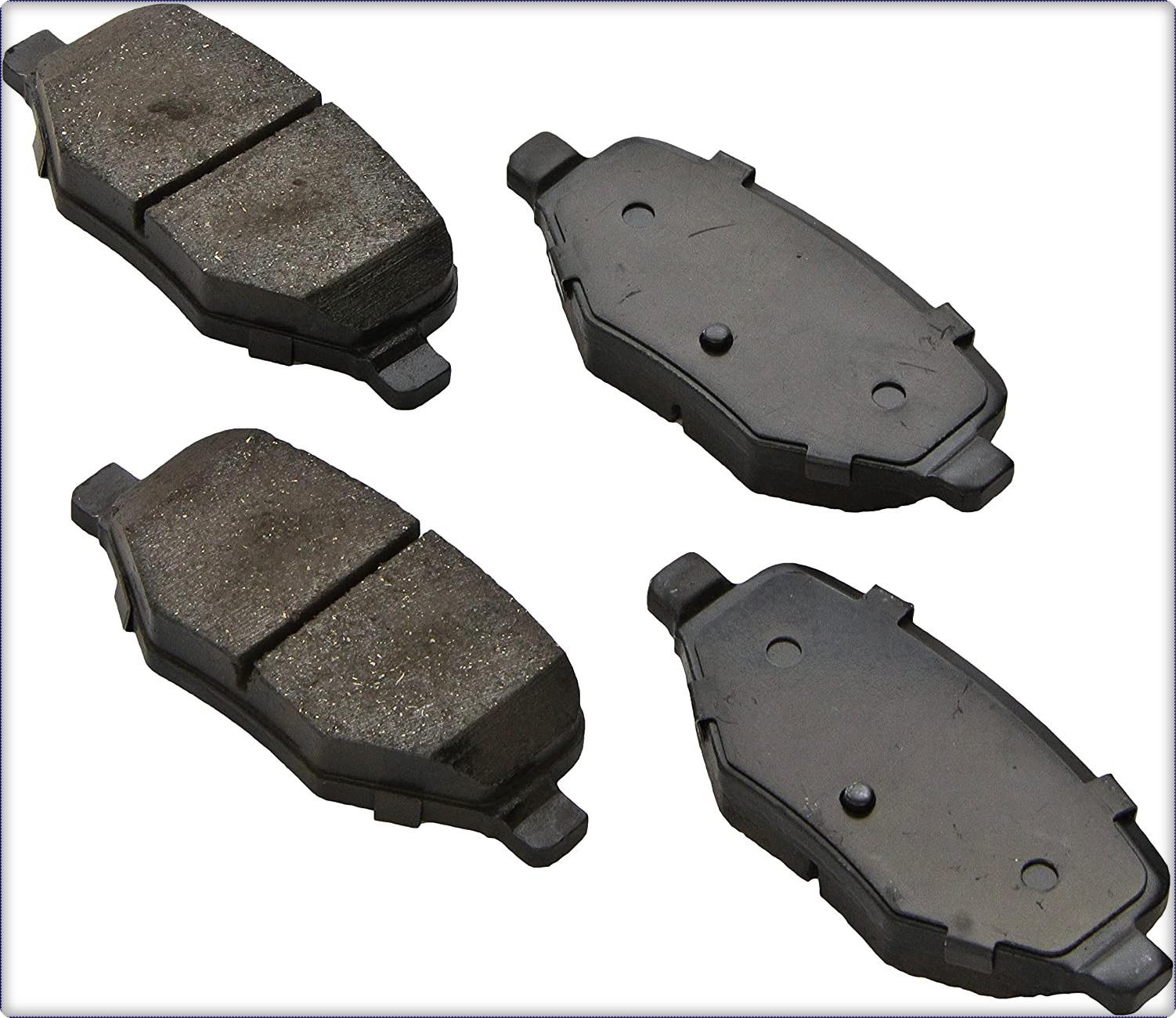 Mâchoires de frein Buick Rainier//CADILLAC DTS//Escalade//Chevrolet Astro//Avalanche